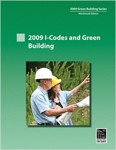 cover image - 2009 I-Codes and Green Building