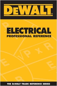 cover image - DEWALT® Electrical Professional Reference