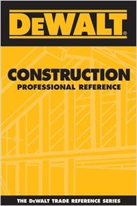 cover image - DEWALT® Construction Professional Reference