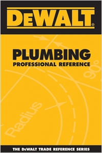 cover image - DEWALT® Plumbing Professional Reference