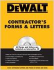 cover image - DEWALT® Contractor's Forms & Letters