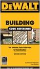 cover image - DEWALT® Building Code Reference