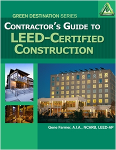 cover image - Contractor's Guide to LEED Certified Construction