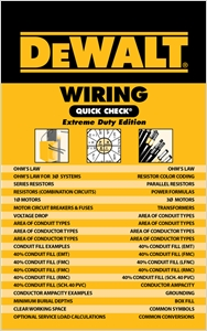 cover image - DEWALT® Wiring Quick Check