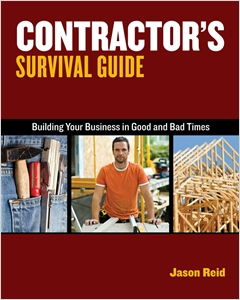 cover image - Contractor's Survival Guide, Building Your Business in Good Times and Bad