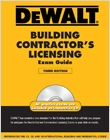 cover image - DEWALT® Building Contractor's Licensing Exam Guide