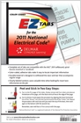 cover image - Color Coded EZ Tabs for the 2011 National Electrical Code®