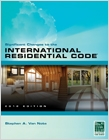 cover image - Significant Changes to the International Residential Code 2012 Edition