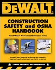 cover image - DEWALT® Construction Safety and OSHA Handbook