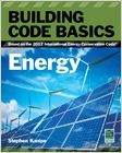 cover image - Building Code Basics: Energy, Based on the International Energy Code