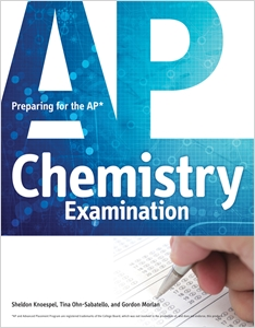 cover image - Preparing for the AP Chemistry Examination