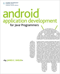 cover image - Android Application Development for Java Programmers