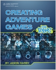 cover image - Creating Adventure Games for Teens