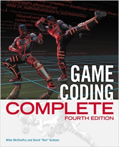 cover image - Game Coding Complete, Fourth Edition
