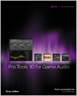 cover image - eBook for DeBeer's Pro Tools 10 for Game Audio