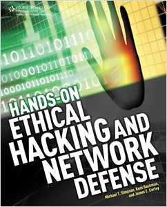 cover image - Hands-On Ethical Hacking and Network Defense