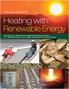 cover image - Heating with Renewable Energy