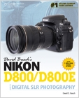cover image - David Busch's Nikon D800/D800E Guide to Digital SLR Photography