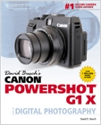 cover image - David Busch's Canon PowerShot G1 X Guide to Digital Photography
