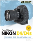 cover image - David Busch's Nikon D4 Guide to Digital SLR Photography
