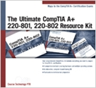 cover image - The Ultimate CompTIA A+ 220-801 220-802 Resource Kit