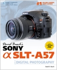 cover image - David Busch's Sony Alpha SLT-A57 Guide to Digital Photography
