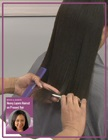 cover image - Back to Basics: Heavy Layers Haircut on Pressed Hair (Video & Step-by-Step PDF)