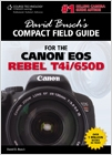 cover image - David Busch's Compact Field Guide for the Canon EOS Rebel T4i/650D