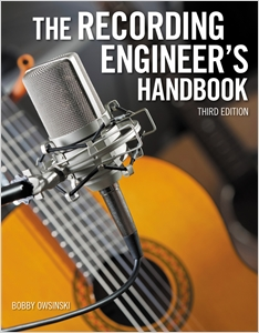 cover image - The Recording Engineer's Handbook