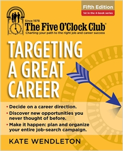 cover image - Targeting a Great Career