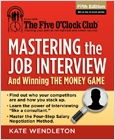 cover image - Mastering the Job Interview, And Winning the Money Game