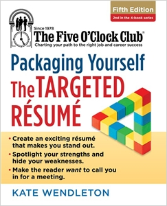 cover image - Packaging Yourself, The Targeted Resume