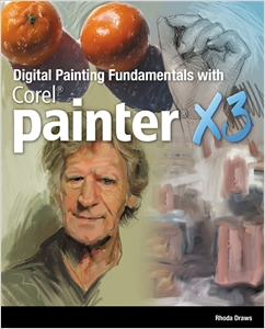 cover image - Digital Painting Fundamentals with Corel Painter X3