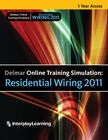 cover image - Delmar Online Training Simulation: Residential Wiring 2011, 4 terms (24 months) Instant Access