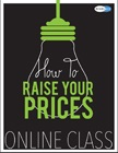 cover image - How to Raise Your Prices