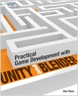cover image - Practical Game Development with Unity and Blender