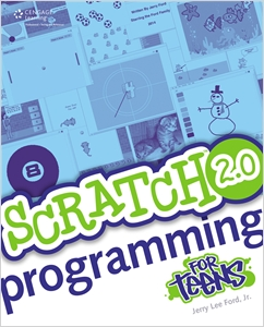 cover image - Scratch 2.0 Programming for Teens