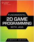 cover image - Fundamental 2D Game Programming with Java