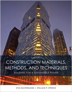 cover image - Construction Materials, Methods and Techniques