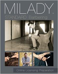 cover image - Online Licensing Preparation: Barbering
