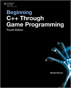 cover image - Beginning C++ Through Game Programming