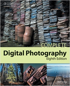 cover image - Complete Digital Photography, 8th