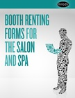 cover image - Booth Renting Forms for the Salon and Spa