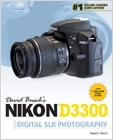 cover image - David Busch's Nikon D3300 Guide to Digital SLR Photography
