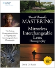 cover image - David Busch's Mastering Mirrorless Interchangeable Lens Photography