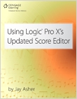 cover image - Using Logic Pro X's Updated Score Editor