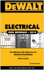 cover image - DEWALT® Electrical Code Reference, Based on the NEC® 2014