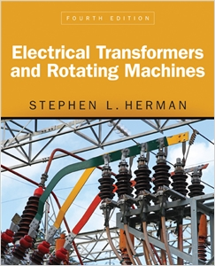 cover image - Electrical Transformers and Rotating Machines