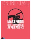 cover image - Mastering Nail Enhancement Applications