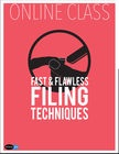 cover image - Fast and Flawless Filing Techniques